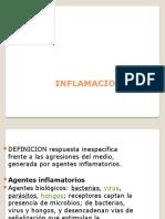 INFLAMACION y fx