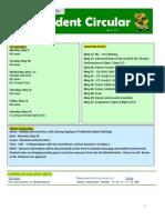 Student Bulletin May 6