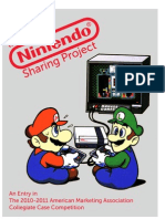 Nintendo Sharing Project