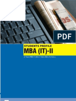 MBA IT-II08