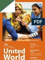 United World Magazine (January 2010)