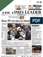 Times Leader 05-06-2011