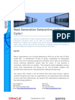 Next Generation Datacentres Index – Cycle I