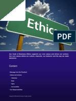 Code of Ethics Final