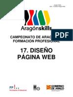 Bases - ARAGON SKILLs 2009 - Diseño Web