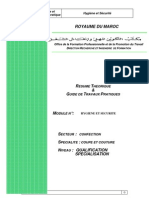 M03 - hygiéne de sécurité TH-OSCC