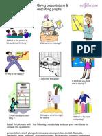 Giving Presentations and Describing Graphs