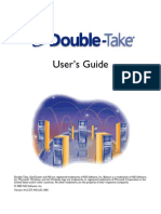 Double-take 4.4 User Guide
