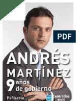 Revista Informativa PP de Peñíscola - Elecciones 2011