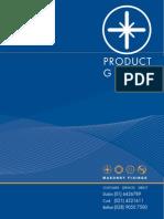 Masonry Fixings Product Guide 2011