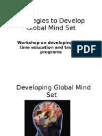 Developing Global Mind Set