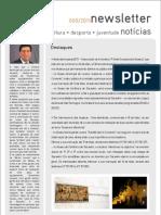 Newsletter Maio 2011 DCDJ