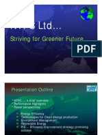 Asia Pacific Partnership India Peer Review NTPC Ppt