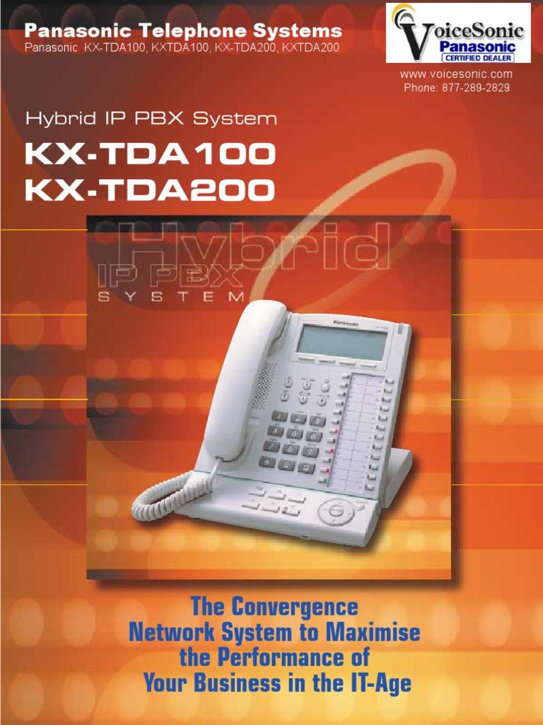 kx-tda200 usb driver