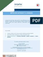 Improved Antibody Fc Domains - Cla-146-98