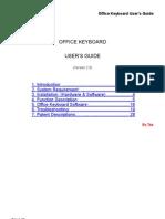 Keyboard Info