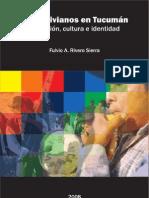 los bolivianos en tucumán