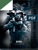 Swiss Arms LE & Defense Catalog
