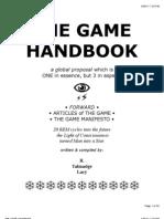 The Game Handbook