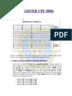Register Cpu 8086