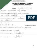 Formulas PCD1