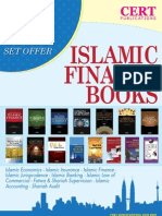 SPECIAL SET OFFER - 15 ISLAMIC FINANCE BOOKS