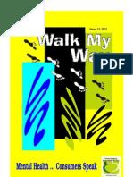 Walk My Way Newsletter April 2011