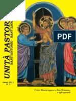 Unità Pastorale - Bollettino - Pasqua 2011