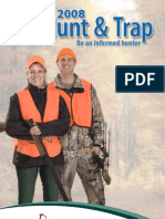2008 Hunt & Trap - Be an Informed Hunter
