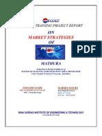 Sales & Promotion - Pepsi