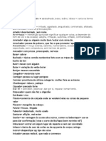 dicionario de paraibes