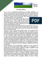 Lettera Aperta Per Report - Maggio 2010