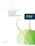 Deloitte US Consulting Tech Trends 021511