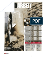 Tires for SUV Test Report April 2011 by Auto Motor & Sport