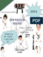 Karate Browsher Merlimau
