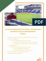 TRANSICIONES EN EL FUTBOL