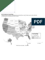Housing Wage Map