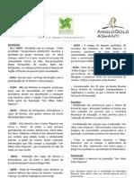 Informativo Raposos Sustentável - Ano 3 - nº 32