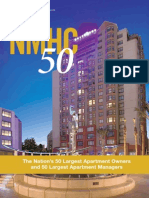 Top 50 Largest Apartment Operators