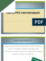Employees Empowerment