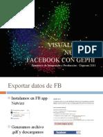 Visualizando red FB Digicom SIyP con Gephi