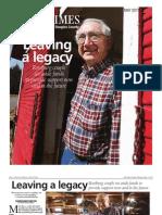 Senior Times - May 2011