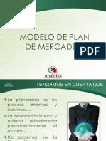 Modelo Plan Mercadeo