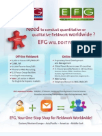 EFG Research General Brochure 2011
