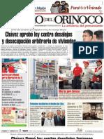 Correo Del Orinoco 6 de Mayo de 2011 CO-601