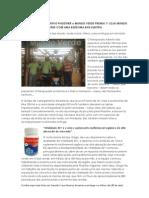Incentivo Phosther Algamar e Mundo Verde