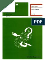 volvo 940 1994 wiring diagram