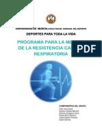 T.2 RESISTENCIA CARDIO
