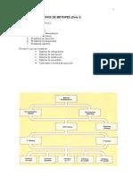 Clasificación y tipos de motores