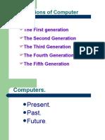 Gen of Computers- Afsha